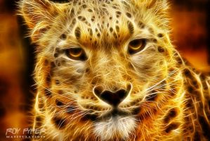 Leopard: Fractalius Re-Edit (Ver.2) by nerdboy69