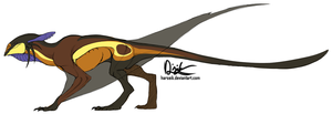 Ollow Design 4.0 - Pterasaur by Harseik