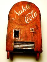 Nuka Cola Machine by CreatorofCoolShit