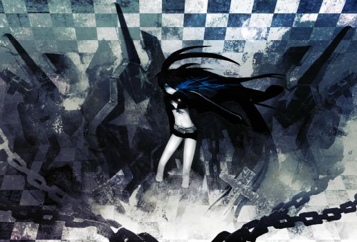 BLACK ROCKSHOOTER2 by ryoheihuke