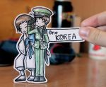 One Korea by Annuhka