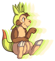 chespin! by Tazli