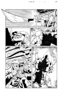 The F1rst Hero Issue One Sneak Peak Page 4 by thecreatorhd