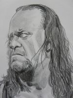 WWE Undertaker 6 by VinceArt