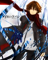 Guilty Crown by hy-chibi
