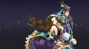 DW8]Sima Yi and Zhang Chunhua by Draven4157
