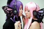 .Magnet. Gakupo x Luka by Itchy-Hands