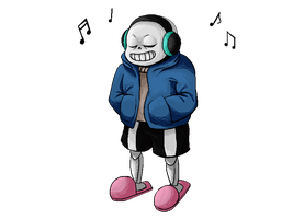 Megalovania.gif by BelieveTheHorror