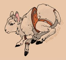 Cut up Lamb Flash by blindthistle