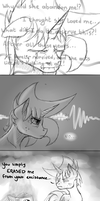 Flare on equestria [12] by Masdragonflare