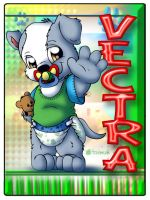 Vectrapup Tag by Tavi-Munk