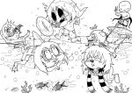 Chibi Creepypasta Holiday Fun! :3 by shannonxnaruto