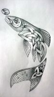 Celtic Fish by Tattoo-Design