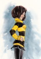 Bumble Bee by mpjawka