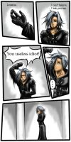 Zexion's true feelings by Kirame90