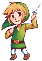 WW Link by oakalie