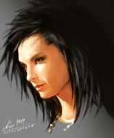 Tokio Hotel : Bill Kaulitz by noei1984