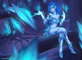 FrostThorn Zyra II by AllouchSukeshi