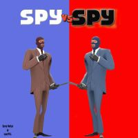 Spy vs Spy by Chidog-01