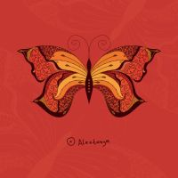 Butterfly by alex-tanya