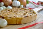 Food/onion tart by TigerQG