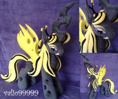Changeling Princess  Abeille by valio99999
