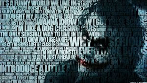 Joker's Quotes by Ronnie8886