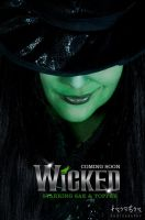 Wicked by saethewitch