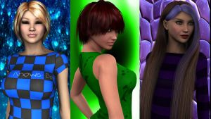 Hair color theory by ZoeMariePaige