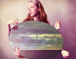 Through The Looking-Glass.. _2 by Rilrae