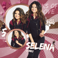 PNG Pack (24) Selena Gomez by GayeBieber94