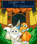 PMD Blue Chapter 1 The Wakening by TwinklesSprinkles