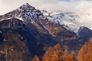 Mountain in Italy by cathy001
