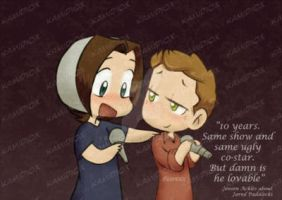 Jensen Loves Jared 12 by KamiDiox