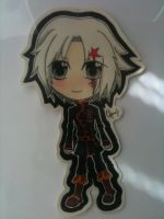 Chibi Allen by DeadStarDragon