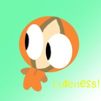 Kenny Cuteness colored by VivzMind