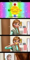 Frozen - Anna The Chosen One by BryanRush
