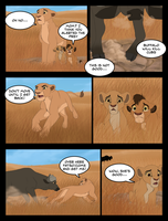 The Hunting Lesson Page 5 by TC-96