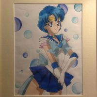 Request Sailor Mercury by Karina-o-e