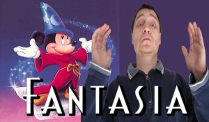 Movie Review Title Card: Fantasia (1940) by SB1991