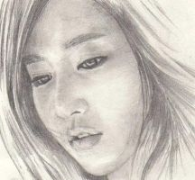 Yuri  SNSD Girls Generation by k3rillcker