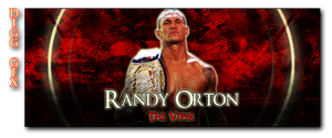 Digg GFX: Randy Orton by xwadigg