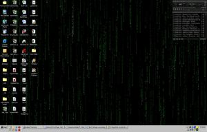 My Desktop these days by aash