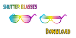 DOWNLOAD: Glasses Style 1 by SkinnyMandria