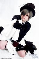 Ciel Phantomhive Cosplay by TiTiaUva