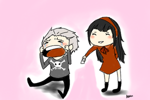 Don't Cry, Kanji by djchungy