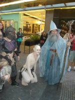 With Gandalf!!! by SkekLa