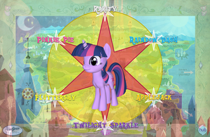 Twilight Sparkle's Story by SEGASister