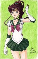 Sailor Jupiter by Seeraholic