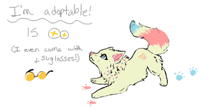 closed- Adoptable Doggie :D by TheDreamRunner